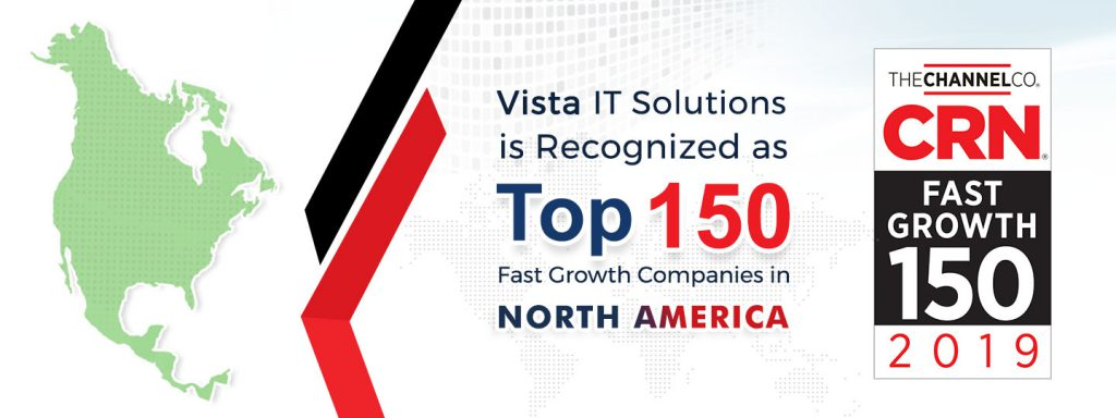CRN's 2019 Fast Growth 150 List