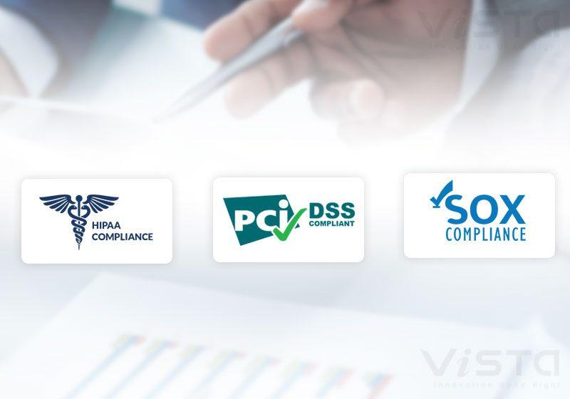 HIPAA, SOX and PCI